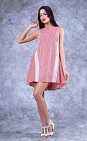 Женское хлопковое платье  Poliit 8251, фото 1