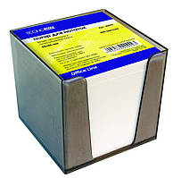 Блок бумаги белый  85*85мм  800л. в пл. боксе