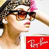 В честь дня 8 марта скидка 30% на солнцезащитные очки Ray Ban