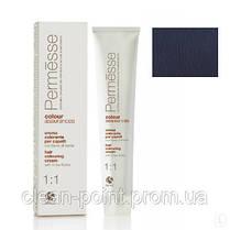 Barex Крем-краска для волос с маслом Карите Permesse тон 1.1 Черно-синий