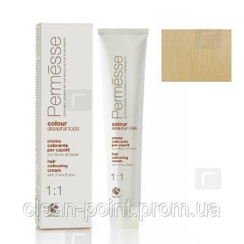 Barex Крем-краска для волос с маслом Карите Permesse тон 11.0