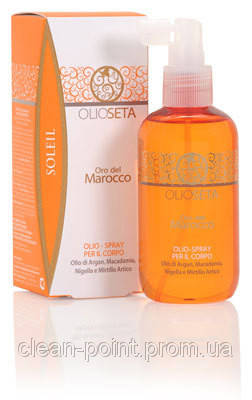 Barex Olioseta Масло - спрей для тела 200 мл