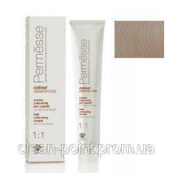 Barex Крем-краска для волос с маслом Карите Permesse тон 10.1 Экстра светлый блондин пепельный