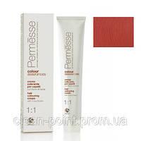 Barex Крем-краска для волос с маслом Карите Permesse тон 8.66 Светлый блондин красный глубокий