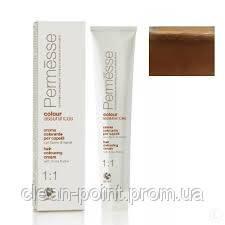 Barex Крем-краска для волос с маслом Карите Permesse тон10.3 Экстра светлый блондин золотистый.