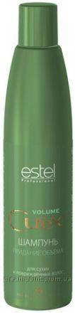 ESTEL Curex Volume Шампунь для объёма жирных волос 300 мл.
