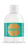 Kallos Keratin Шампунь с кератином и молочным белком, 1000 мл