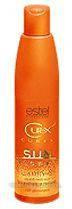 Estel Curex Sunflower Шампунь «Увлажнение и питание», с UV-фильтром 300 мл.