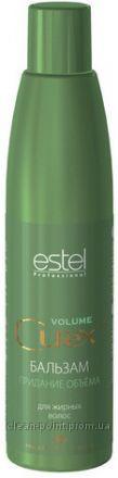ESTEL Бальзам для объёма жирных волос 250 мл.
