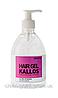 KALLOS Гель для волос ультра сильной фиксации, 500 мл