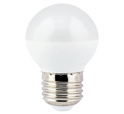 LM752 Лампа Lemanso св-ая G45 E27 5,0W 400LM 4500K 220V