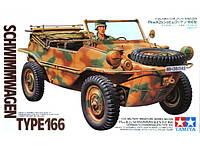 VW Schwimmwagen Type166 1/35 TAMIYA 35224