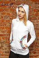 Жіночий светр Мрія білий