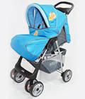"""Детская прогулочная коляска """"Sigma"""" S-K-5AF (чехол-cетка)"""