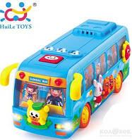 Игрушка Huile Toys Танцующий автобус