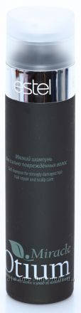 Estel Otium Miracle Мягкий шампунь для сильно повреждённых волос 250 мл.