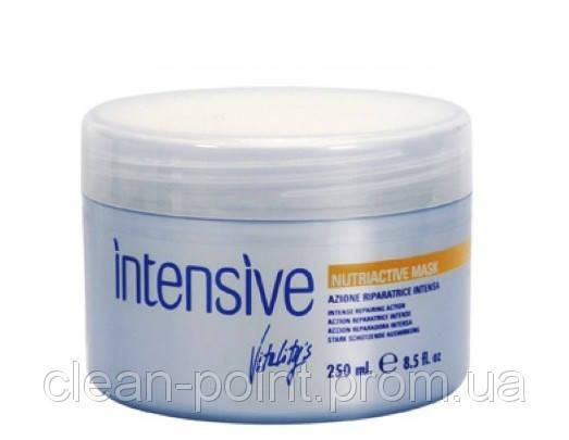 VITALITY'S Intensive Nutriactive Mask - Питательная маска для сухих и поврежденных волос 250 мл.