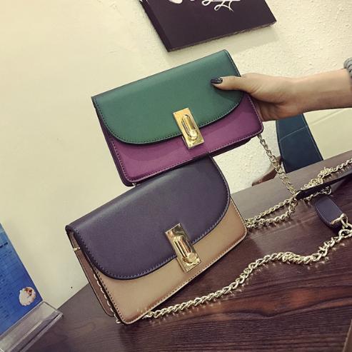Стильная маленькая женская сумка. Модель 2068