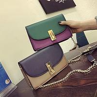 Стильная маленькая женская сумка. Модель 2068, фото 1