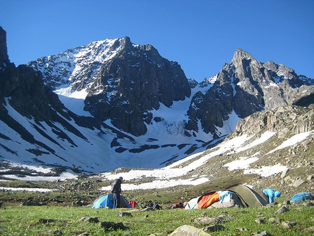 Виды горного туризма