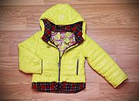 Куртка девочка