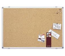 Доска пробковая, алюминиевая рамка, Ukrboards 100х180, фото 2