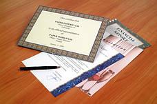 Картон визиточный Kora — Cremowy, фото 3
