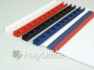 Пластины Press-binder 3мм, белые, фото 2