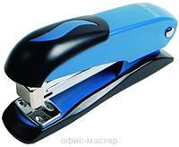Степлер №24, 20лист.метал.корпус.синий