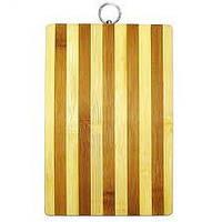 Доска разделочная бамбук 32*22*1.7cm Код WHW21746-7