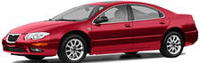 Защита двигателя на Chrysler 300 M (1999-2004)