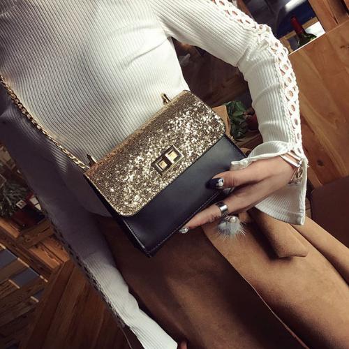 Стильная маленькая женская сумка. Модель 2070