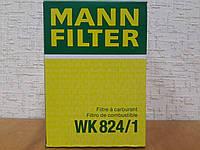 Фильтр топливный Hyundai Tucson 2.0 CRDI (дизель) 2004-->2010 Mann (Германия) WK 824/1