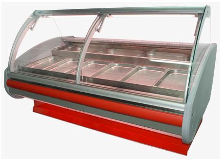 Холодильная витрина Cold W-25 PVP-k GN