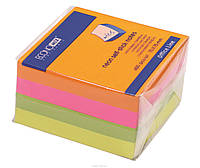 Стикеры 4 цвета (400л.) неон.