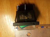 Выключатель Brema 23327 зеленый