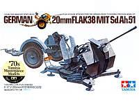20mm.FlaK38 1/35 TAMIYA 35102