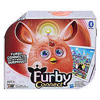 Ферби Коннект оранжевый интерактивная игрушка Furby Connect Coral, B7153.