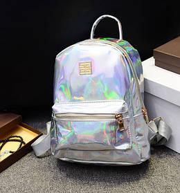Голографічний рюкзак, різні кольори