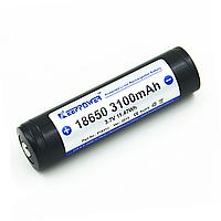 Аккумулятор Li-Ion KeepPower 18650 3100mAh (Panasonic) с защитой