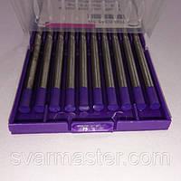 Неплавящиеся вольфрамовые электроды для аргоно-дуговой сварки (TIG).