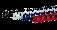 Пружина пластикова d 10мм,синя, (уп. 100шт.)