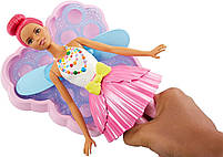 "Кукла Барби Фея Сладкие пузыри ""Дримтопия"" - Barbie Dreamtopia DVM96, фото 6"