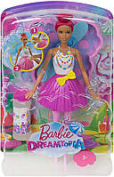"Кукла Барби Фея Сладкие пузыри ""Дримтопия"" - Barbie Dreamtopia DVM96, фото 7"