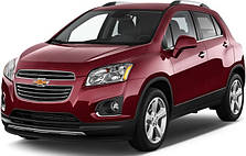 Защита двигателя на Chevrolet Tracker (c 2013--)