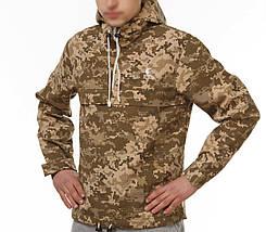 """Куртка анорак Ястребь """"Пиксель"""", фото 2"""