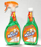 "Средство для мытья стекол ""Мистер Мускул"" 500мл с расп."