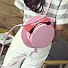 Сумка рюкзак трансформер в форме шляпы с бантиком, фото 2