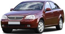 Защита двигателя на Chevrolet Nubira (c 2002--)