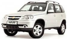 Защита двигателя на Chevrolet Niva (c 2002---)